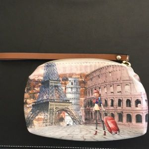 Wristlet leather european sights pattern